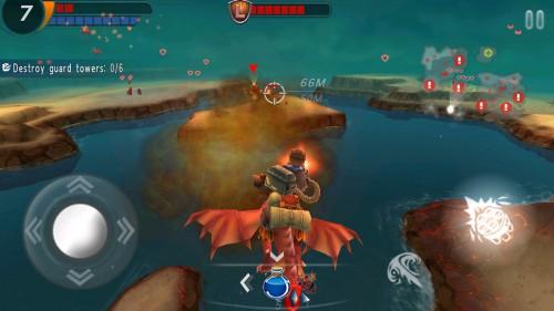 sky assault 3d mod apk